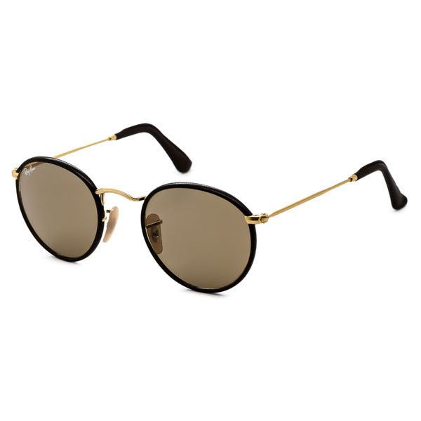 89a2be8cb7466 Ray-Ban RB3475Q Round Craft 112 53 Sunglasses ( 152) ❤ liked on ...