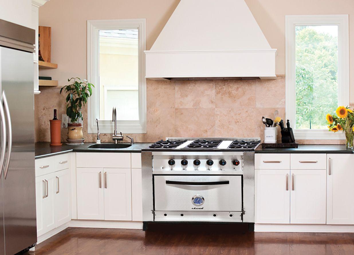Cocinas Industriales Leal 6 Hornallas Premium Cocina Kitchen Aunclick Cocinar Electrico Instagood Ph Cocina Industrial Cocinas Articulos Para El Hogar