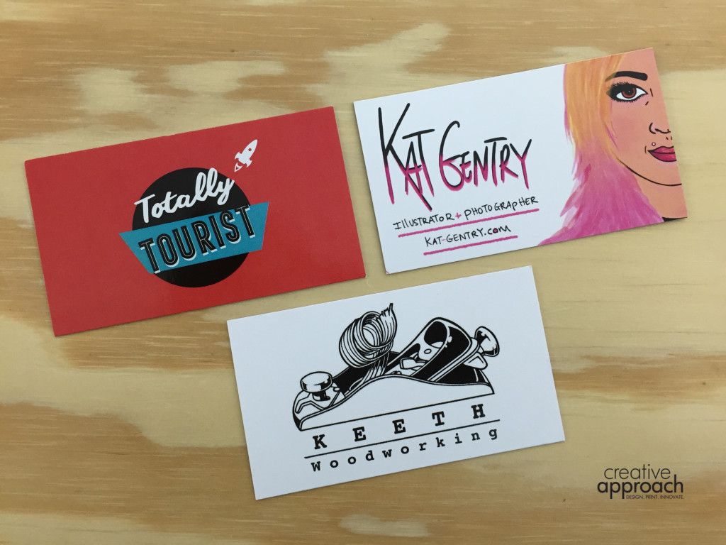 We have a 24hr turnaround on business cards. Our Printing Portfolio ...