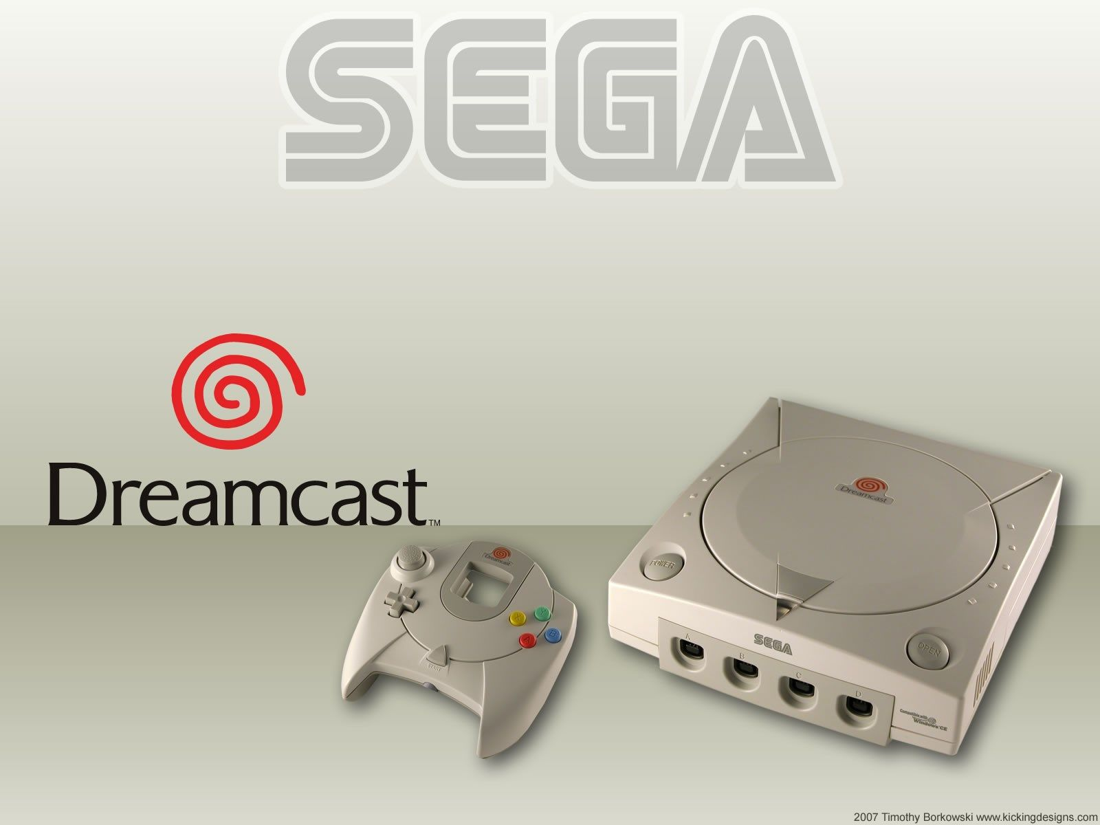 Wallpapers Free Sega Sega Dreamcast Sega High Resolution Wallpapers