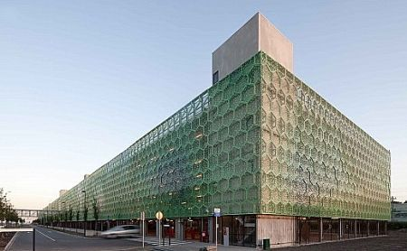 project: Spoorparkeergarage Medimall Amsterdam