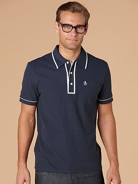 3e6992b63 THE EARL CLASSIC POLO, AN ORIGINAL PENGUIN BY MUNSINGWEAR. | My ...