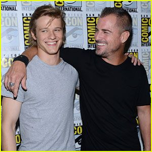 Lucas Till Says His Stunt Double Is Just Sitting on the Sidelines for 'MacGyver' Reboot
