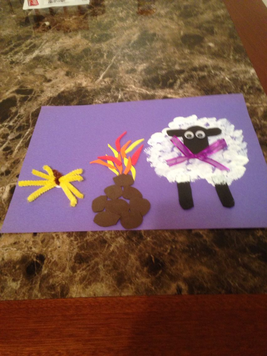 Cain and abel craft ideas - Cain Abel Craft Idea Image Only