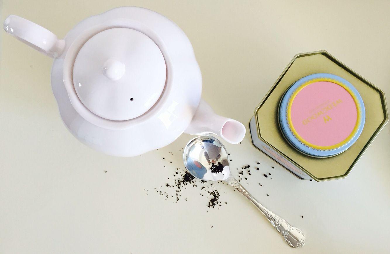Wedgwood English Breakfast Tea.