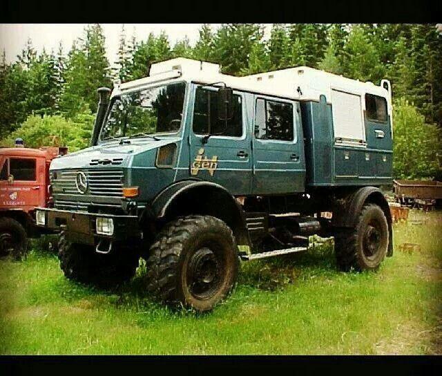 Unimog camper  | Overlanding | Bug out vehicle, Truck camper