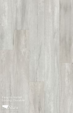 Have You Seen Our Resilient Plank Flooring In Our Best Selling Wood Looks?  Shaw
