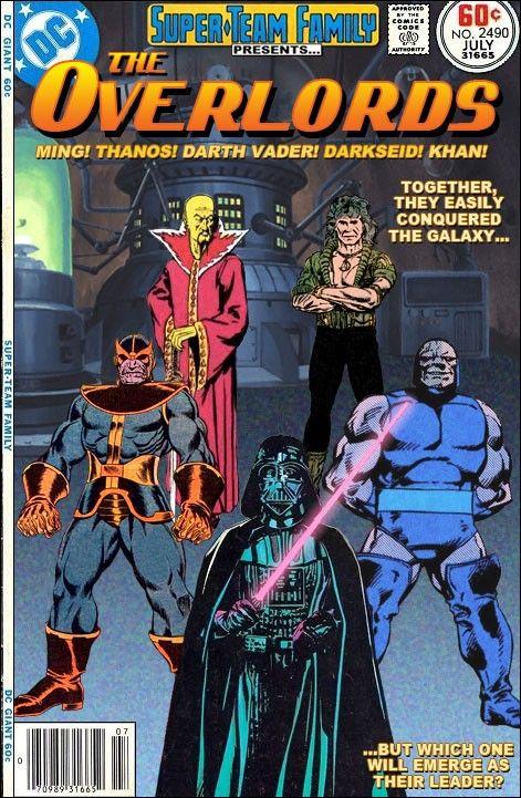 Gallery : Team Gallery : L : Legion of Super-Heroes (Pre