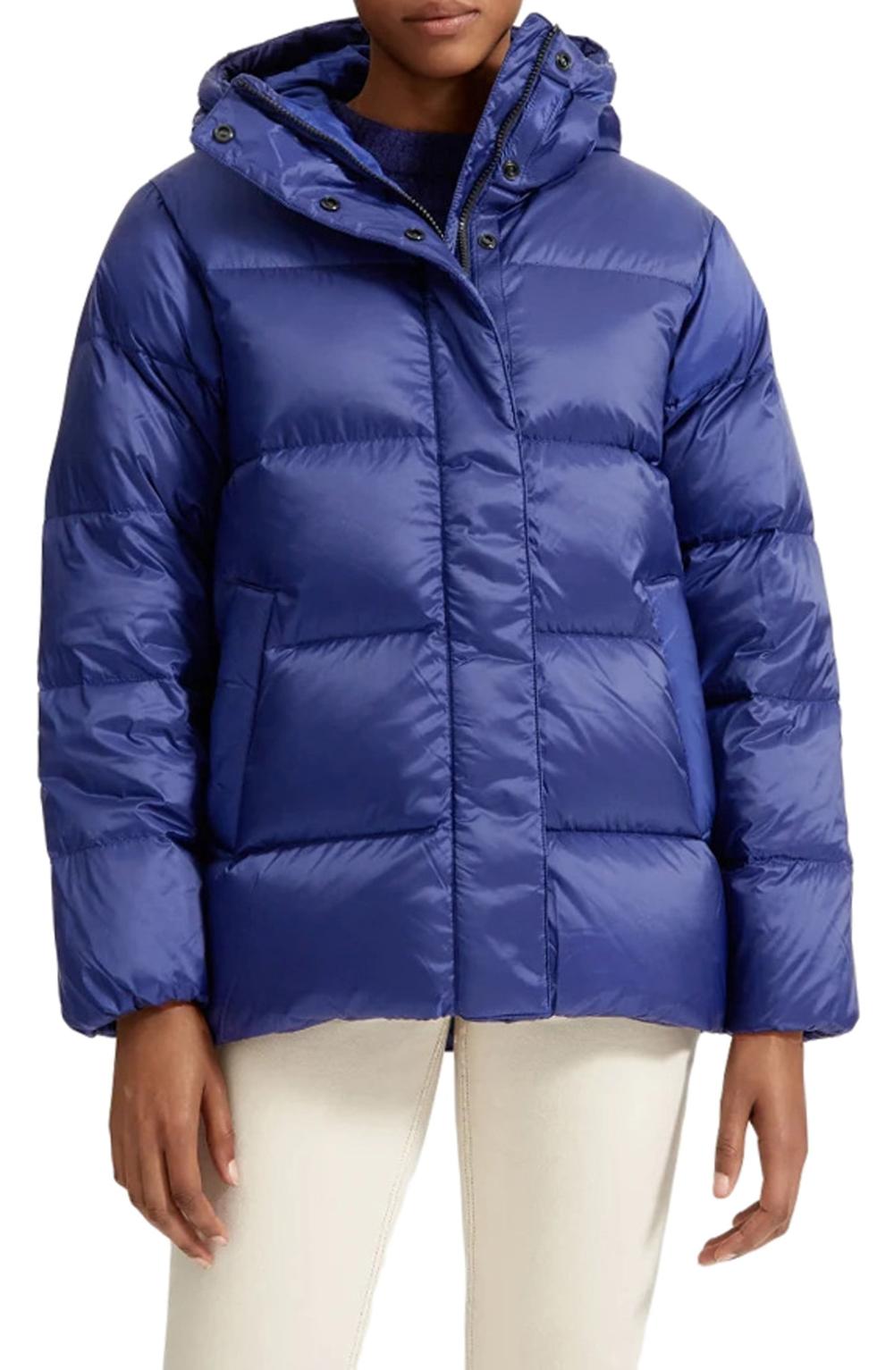 Everlane Re Down Puffy Puff Water Resistant Hooded Jacket Nordstrom Rack Hooded Jacket Jackets Everlane [ 1533 x 1000 Pixel ]