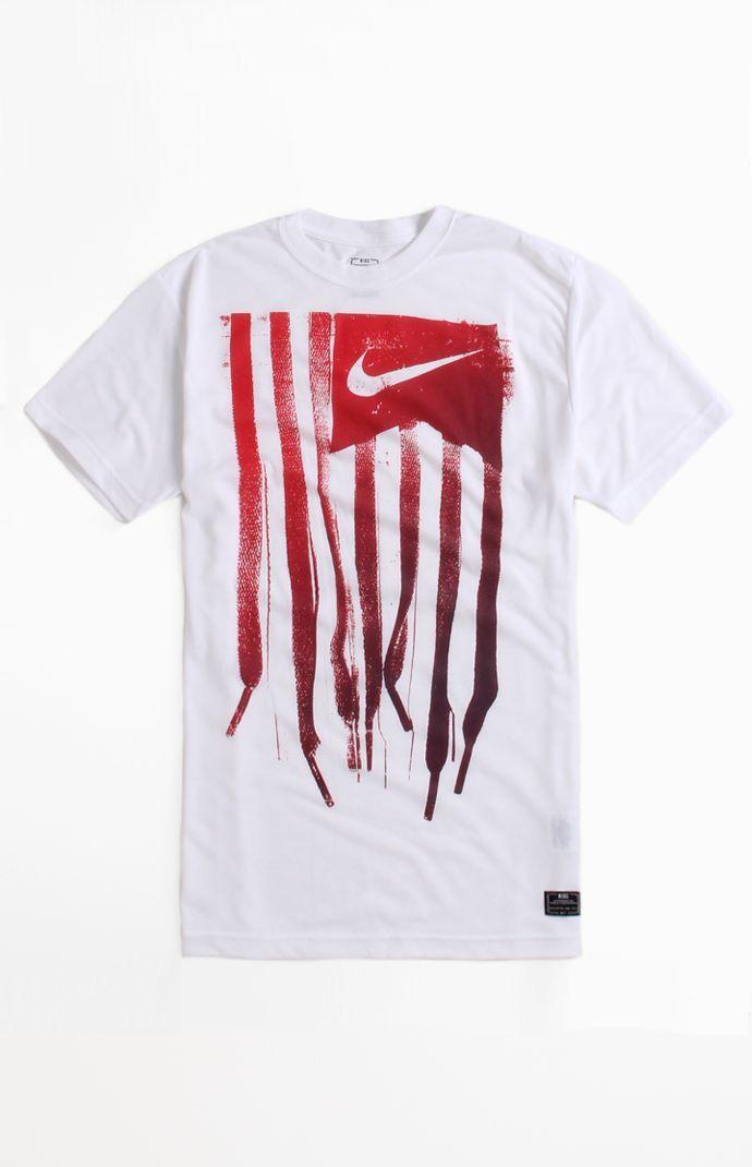 tiempo Simplificar brillo  PacSun.com   White tshirt men, 3d t shirts, T shirt