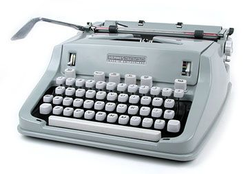 Image result for 1960s typewriter