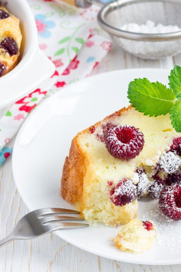 Quark Vanille Auflauf Mit Himbeeren Rezept Mit Bildern Kuchen Kalorienarm