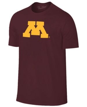 best website 90a75 0c410 New Agenda Men s Minnesota Golden Gophers Big Logo T-Shirt - Red XXL