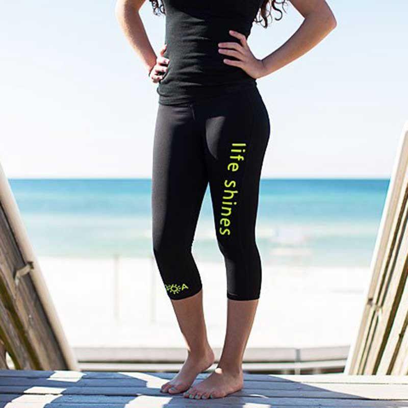 Capri Athletic Pants for Women
