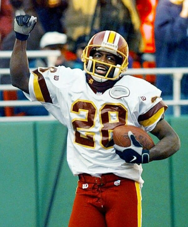 Darrell Green - Washington Redskins all-time great.  c9fea264c