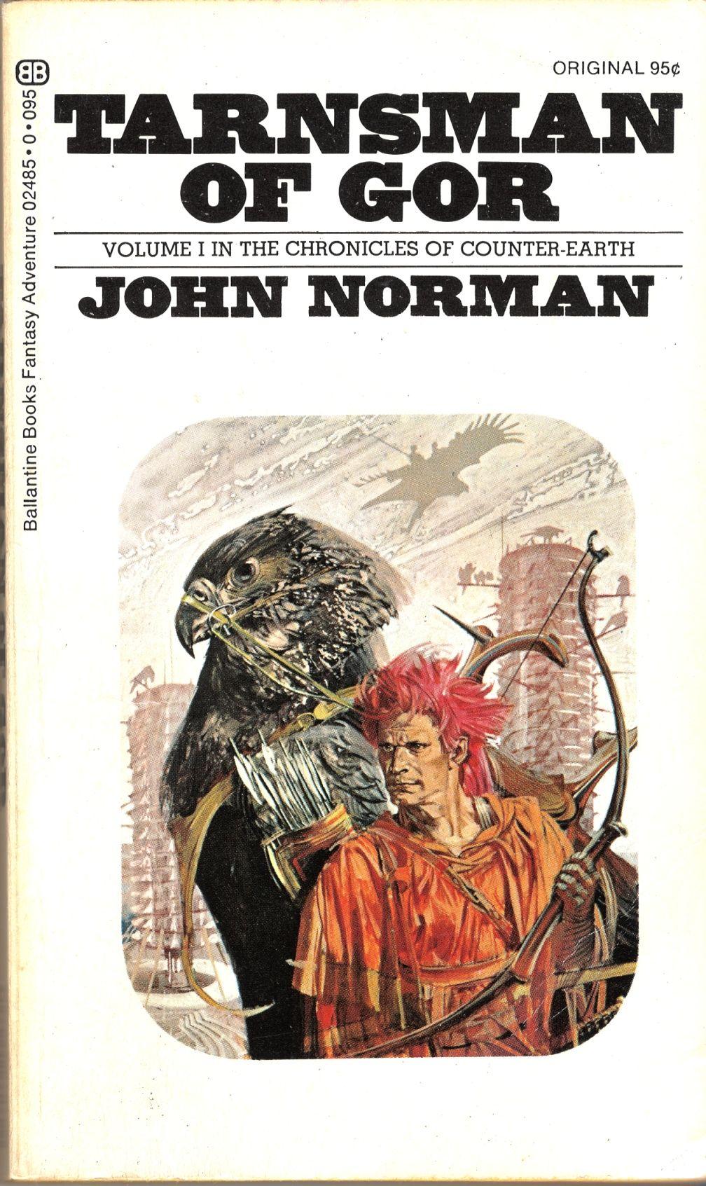 Tarnsman of gor john norman book covers pinterest robert ri tarnsman of gor john norman fandeluxe Epub