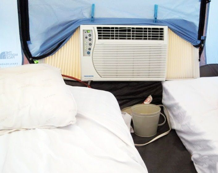Tent C&ing Air Conditioner : air conditioned tent - memphite.com