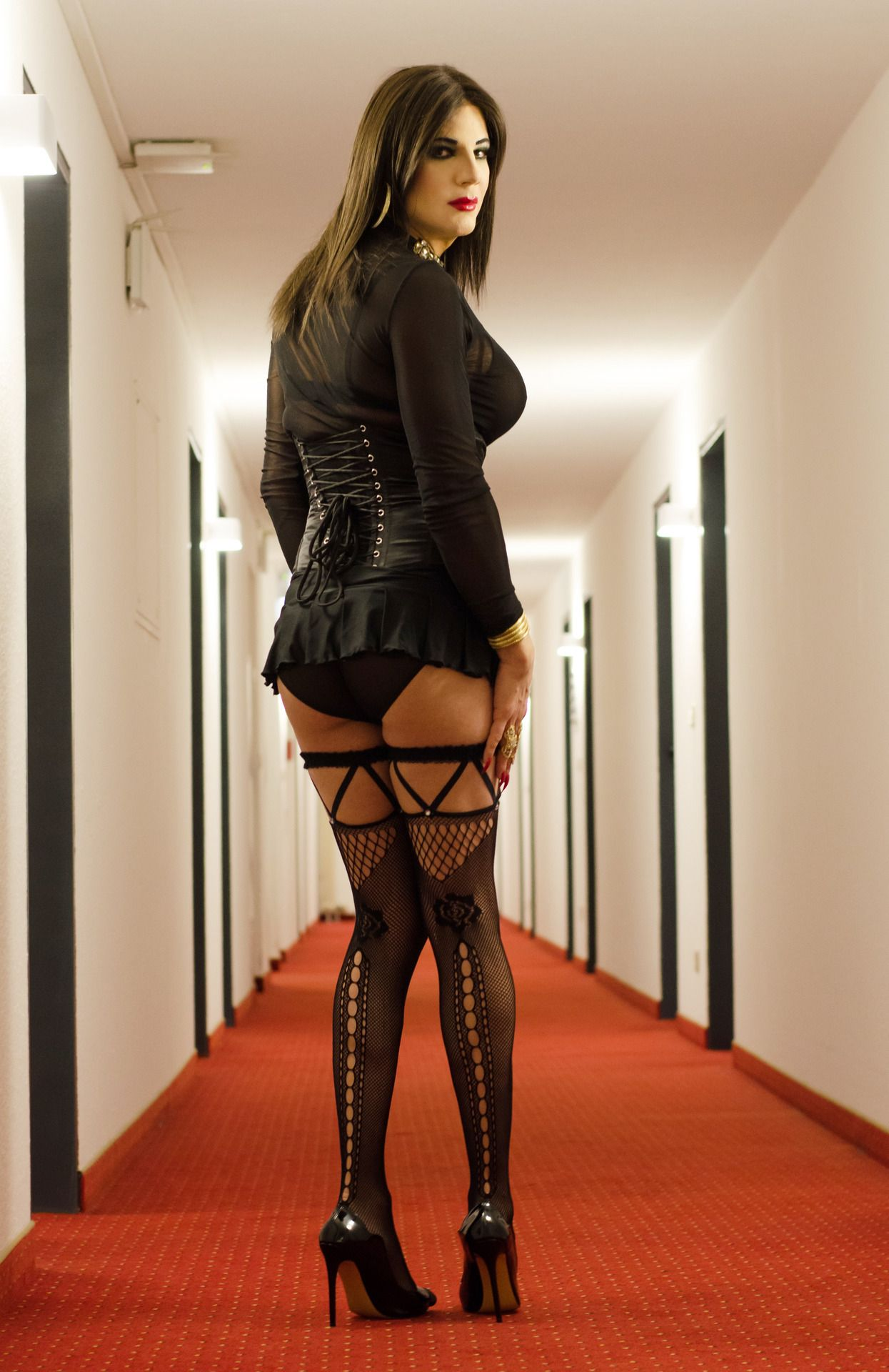 a293f0d54374d Much love again to Thierry for my new gorgeous stiletto heels and the  hidden toys.