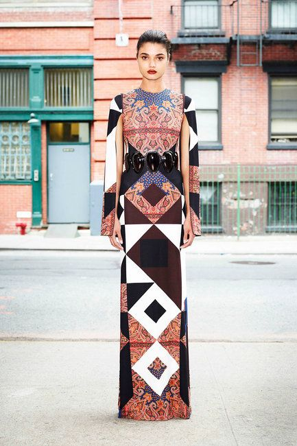 Givenchy Resort 2013 Lookbook | Oyster