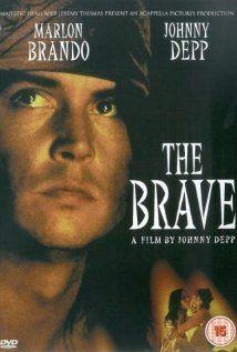 The Brave 1997 The Brave Johnny Depp Johnny Movie Johnny Depp