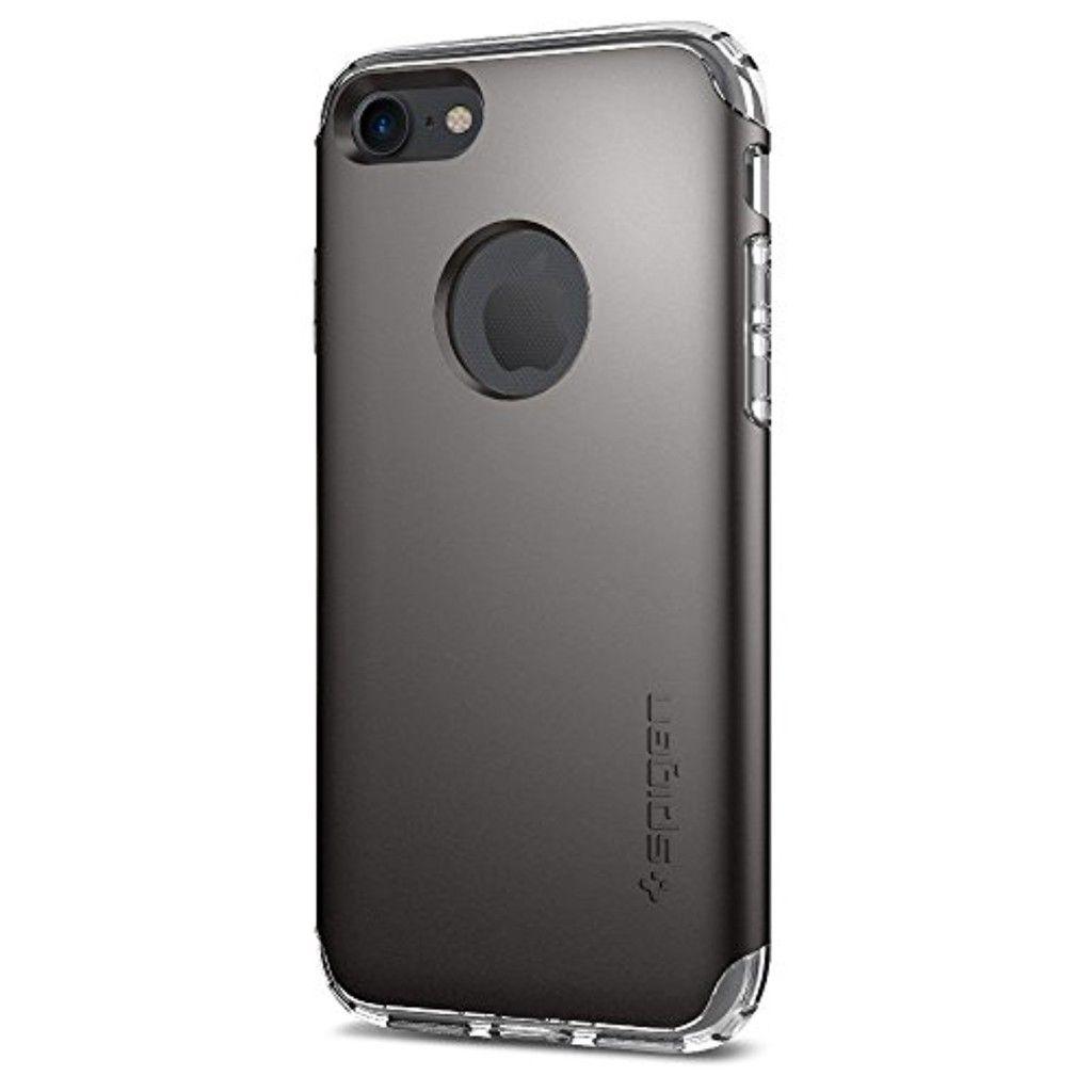 coque iphone 7 spigen gunmetal