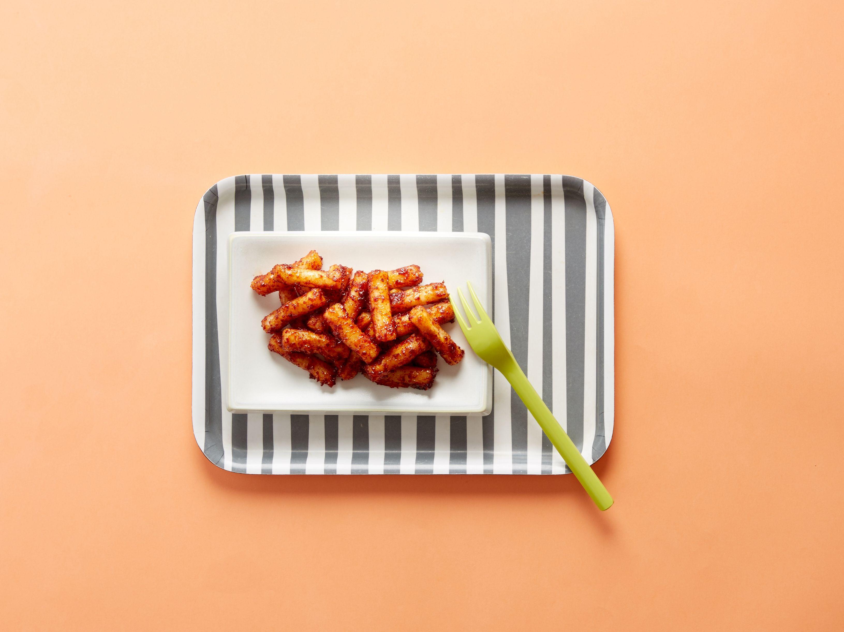 tteokbokki(korean spicy ricecake)
