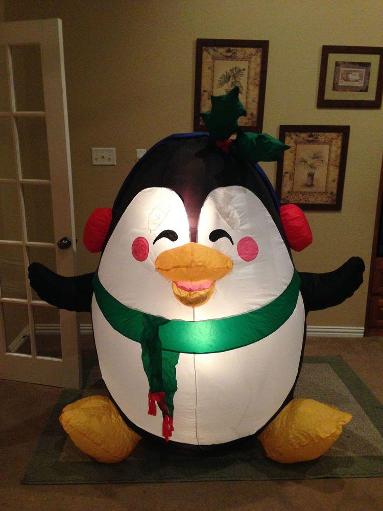 chubby penguin Airblown