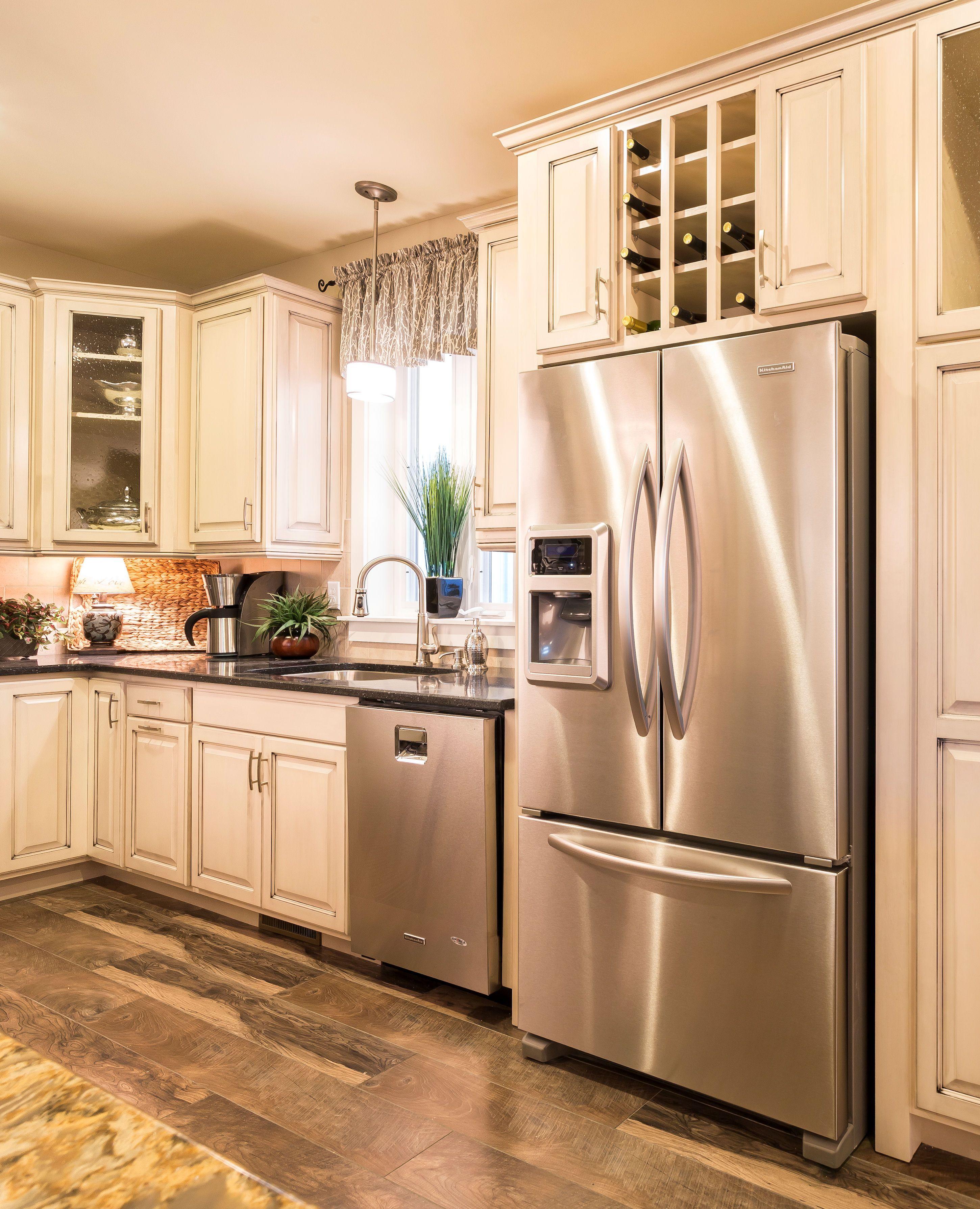 Pin By Ritz Craft Custom Homes On Your Dream Kitchen Kitchen Modular Kitchen Remodel Home Kitchens