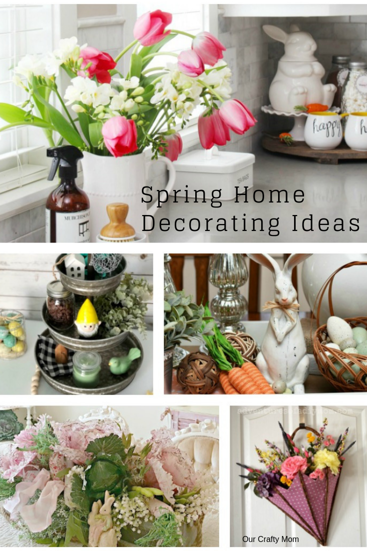 12 Gorgeous Spring Home Decorating Ideas To Inspire You Spring