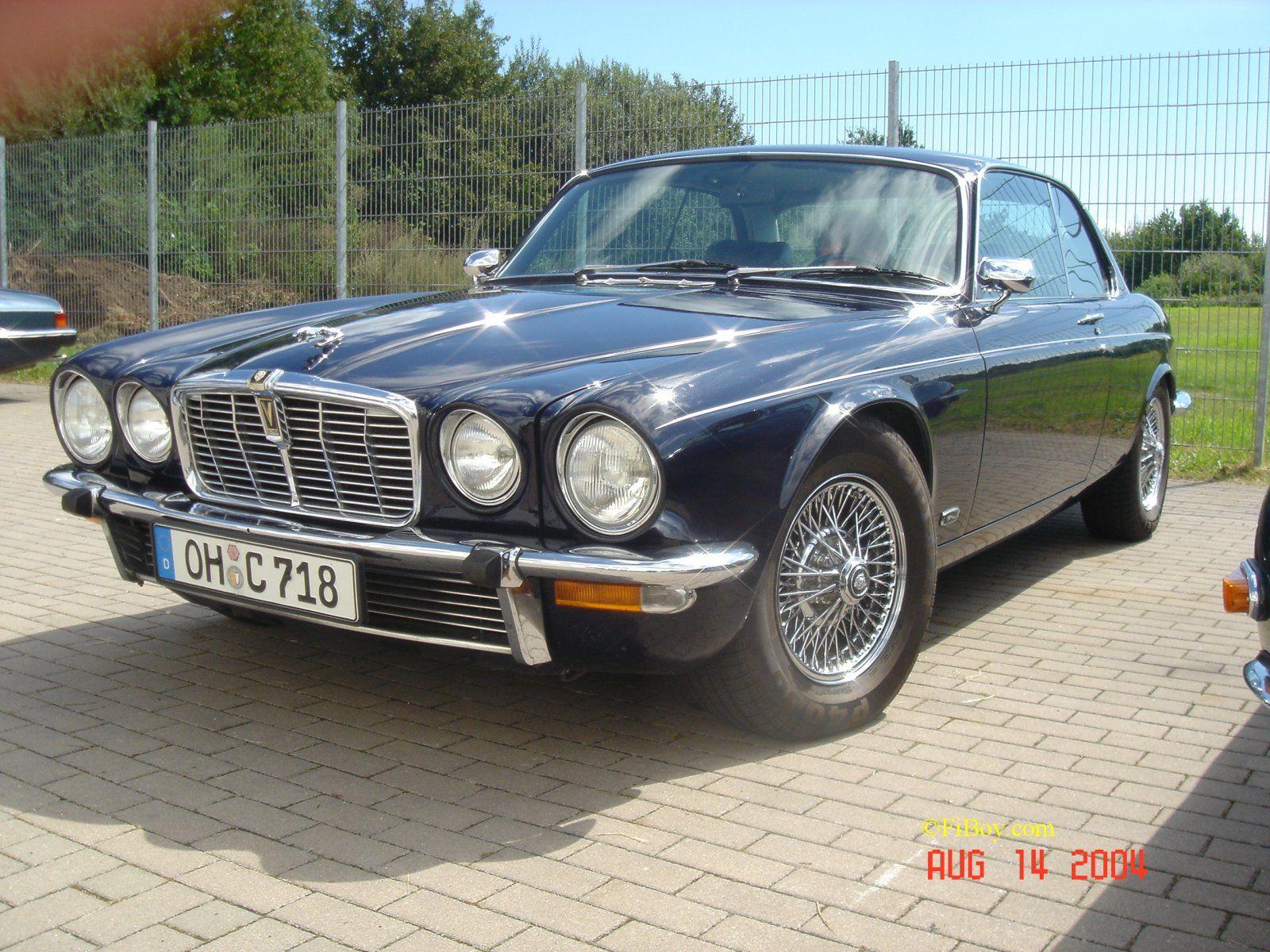 jaguar xj c 1975