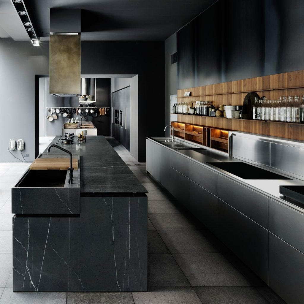 Boffi Code A New Way To Customize Modern Kitchen Design