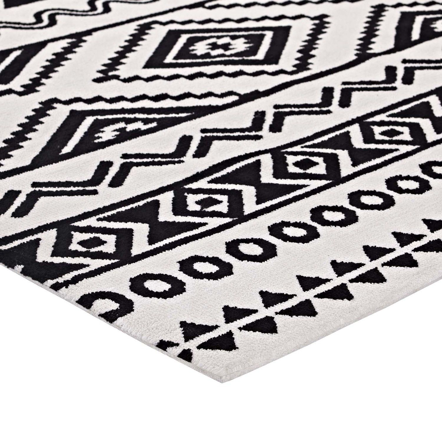 Modway Haku 8x10 Moroccan Tribal Style Area Rug In 2019 8x10