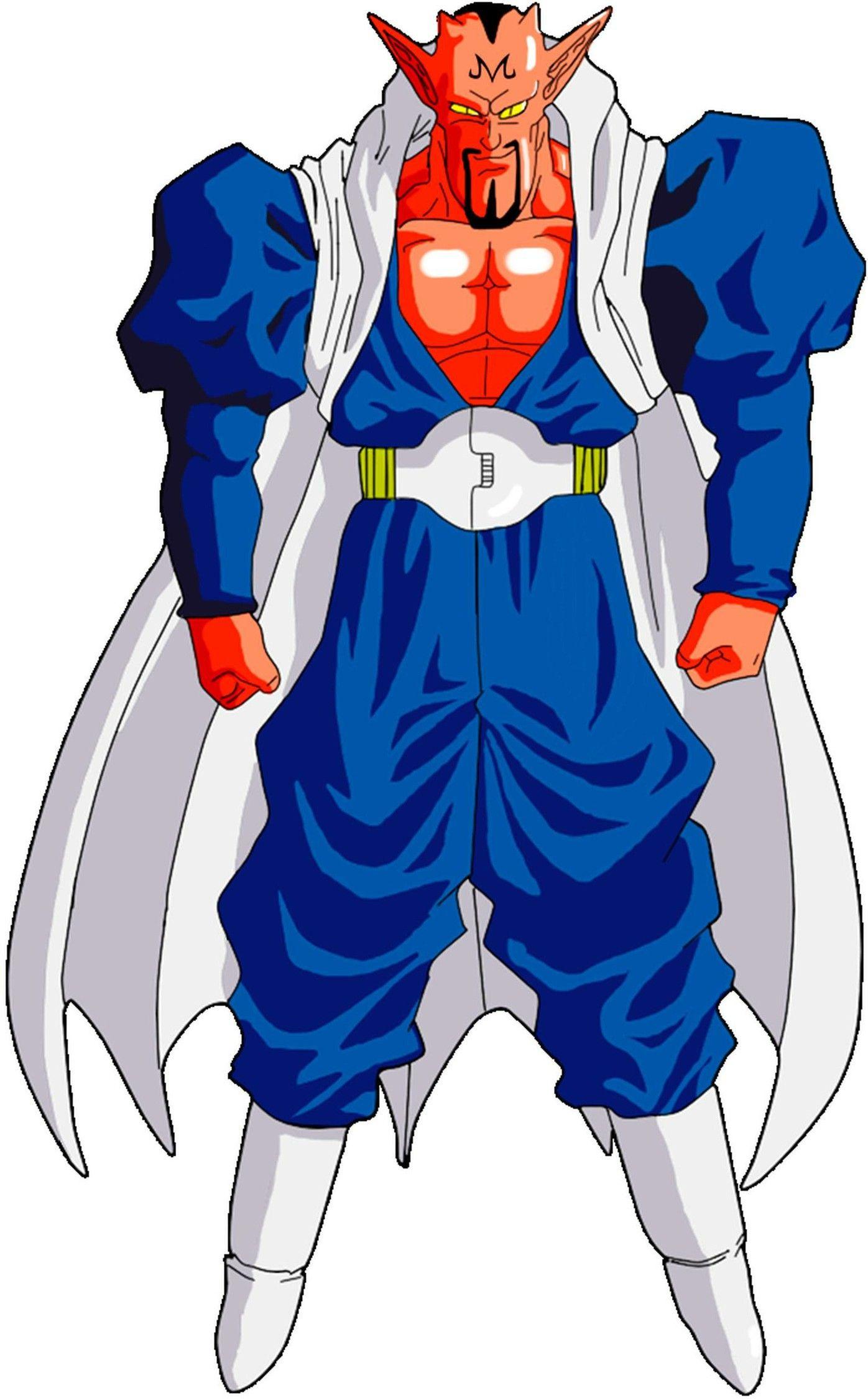 Dabura Dbz Characters Dragon Ball Akira