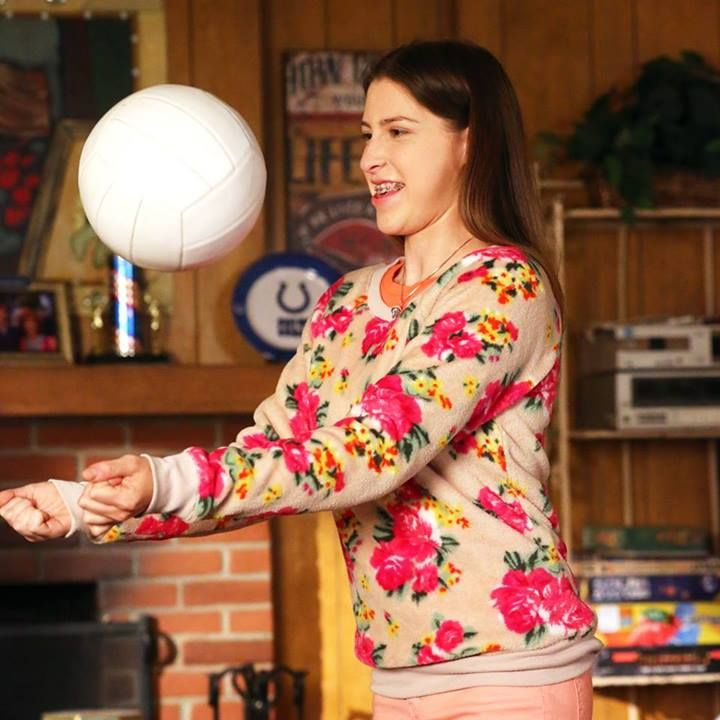 The Middle I Love Sue Heck Cuz She Is Just Always So Damn