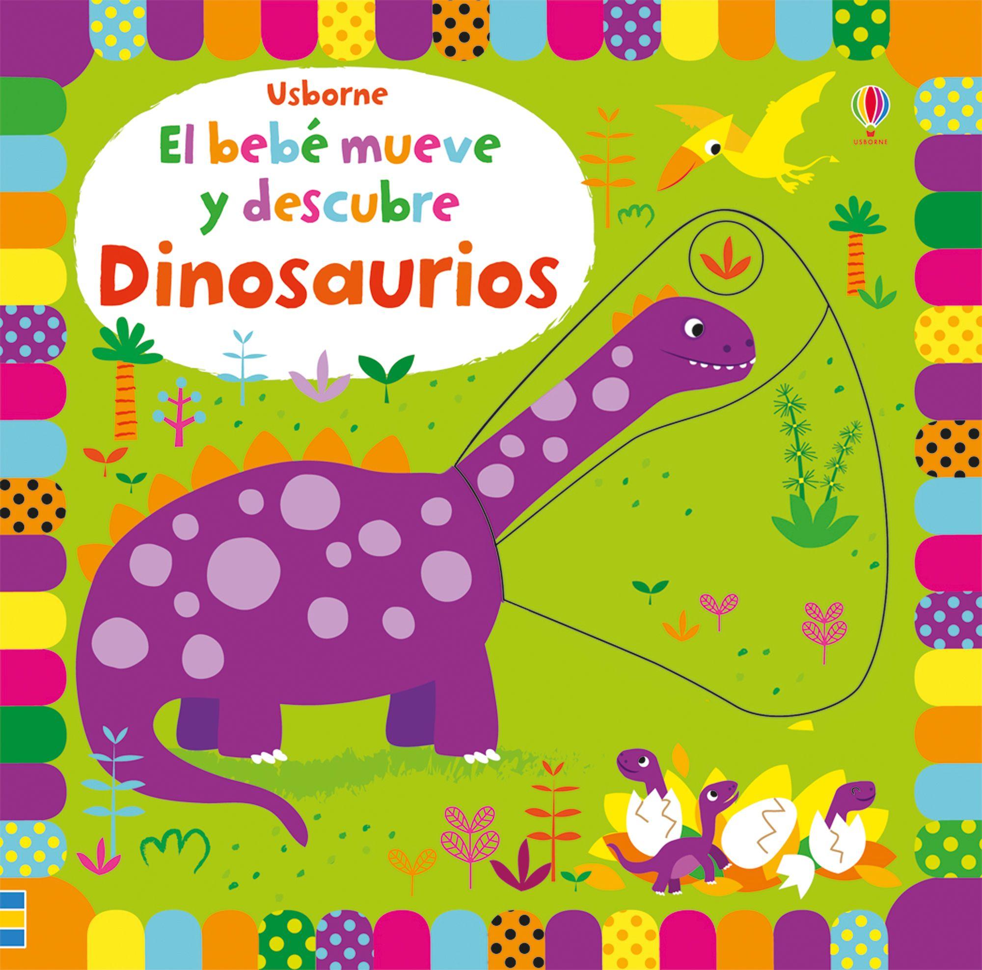 Pin de Ediciones Usborne España en Libros sobre dinosaurios ...