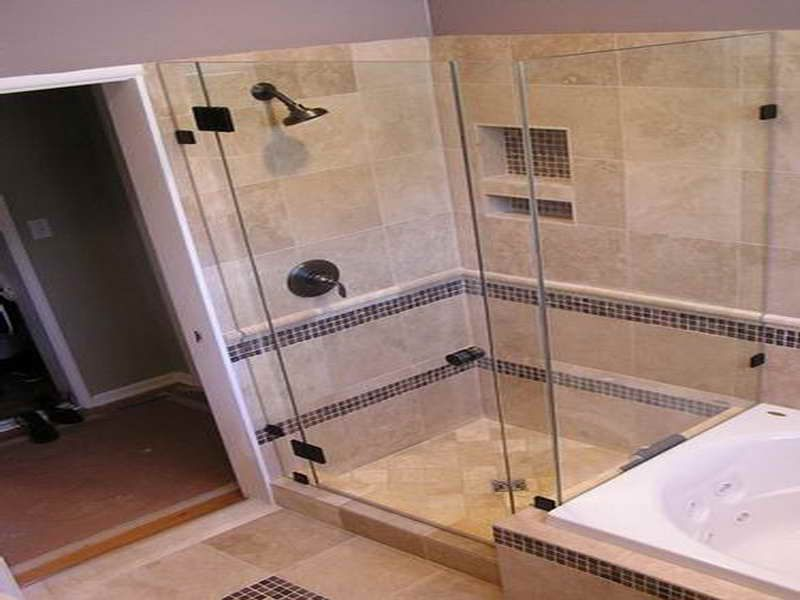 porcelain tile for bathroom walls and floors | awesome photo above