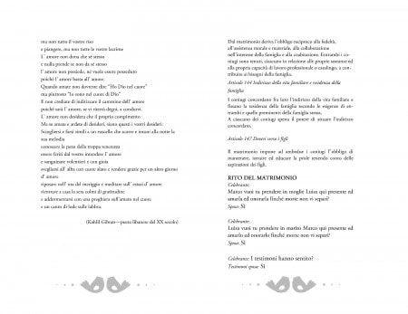 Libretto Rito Civile Copertina E Testo Fai Da Te Forum Matrimonio Com Libretto Matrimonio Copertina Idee Per Matrimoni