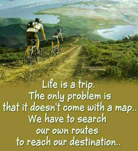 Life is a trip..