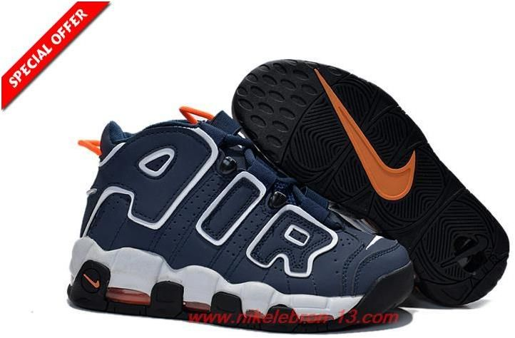 on sale 30334 44eef 414962-003 Nike Air More Uptempo Pippen Blue White Orange Store Online0