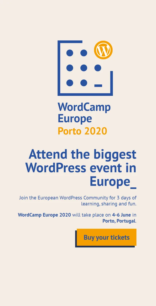 Wordcamp Europe Call For Host City 2021 Wceu2020 Wceu2021 Wordcamp Wordpress Europe Community Organizing How To Apply