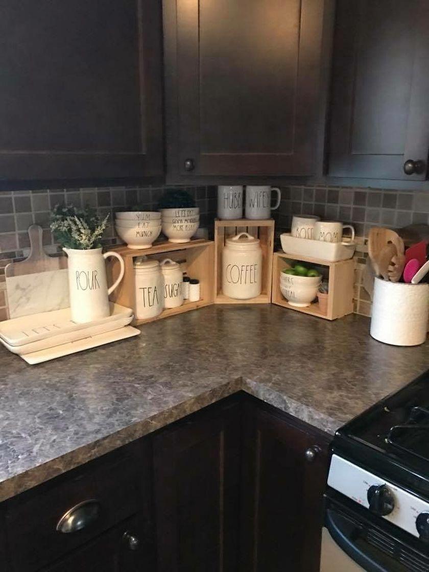 nice 54 elegant kitchen desk organizer ideas to look neat farmhousekitchen kitchen desks on kitchen organization elegant id=93191