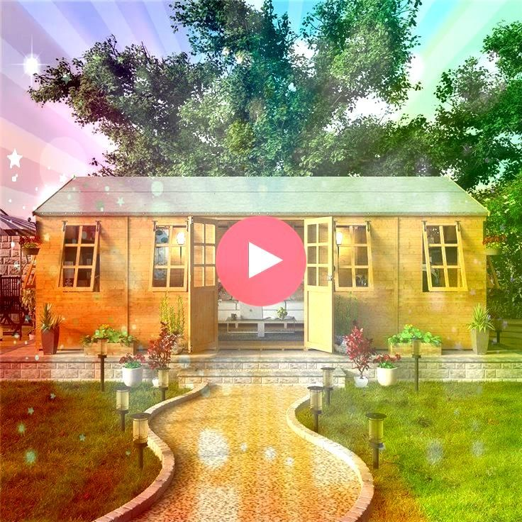 Office Studio Cabin Summer House Outdoor Garden Log Spare Gym Shed Room   Wooden Office Studio Cabin Summer House Outdoor Garden Log Spare Gym Shed Room  Wooden Office St...