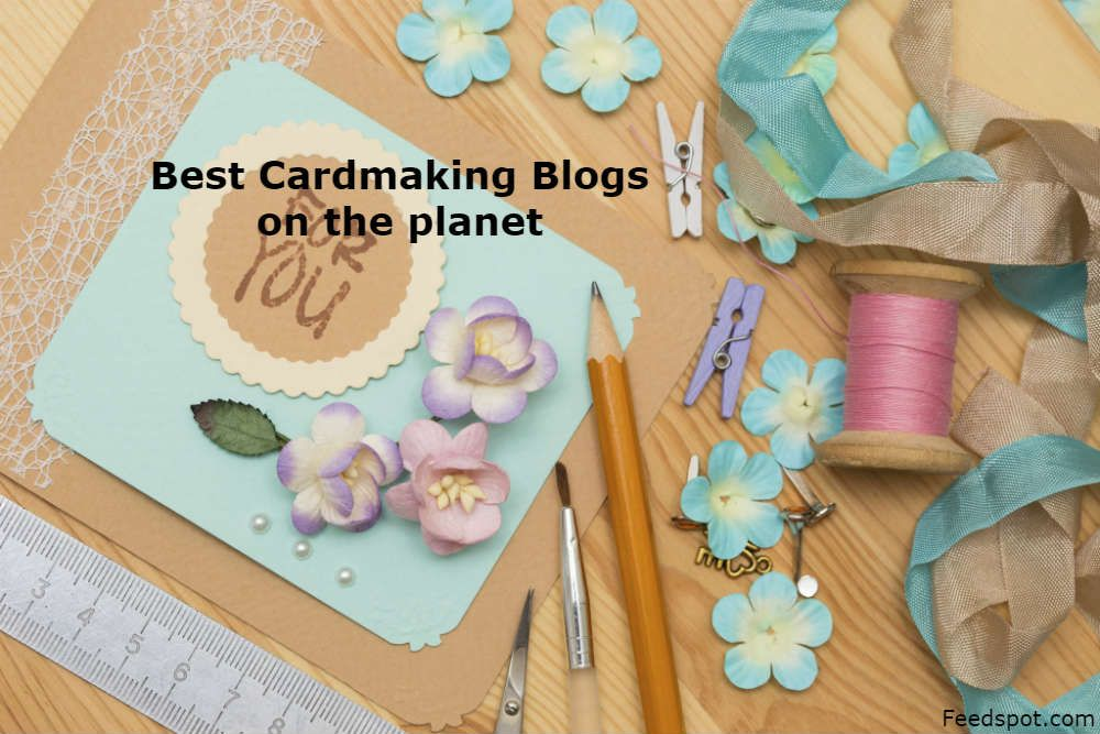 top 100 cardmaking blogs websites for card making stamping papercrafting - Card Making Websites