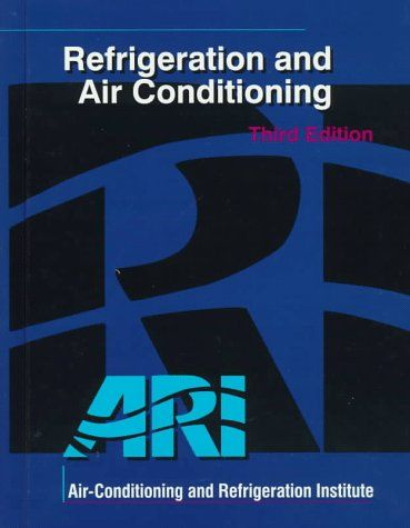 Refrigeration And Air Conditioning Http Air Conditioning