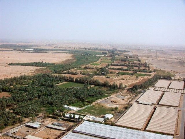 Aerial View Of The Wadi Hanifa 2009 Thoughts Notes Blog Riyadh Saudi Arabia Wadi Aerial View Riyadh