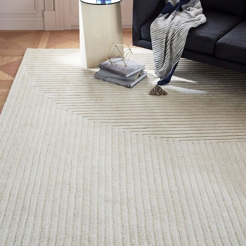 26 Neutral Rugs That Make The Case For Beige Neutral Rugs Neutral Area Rugs Rugs In Living Room