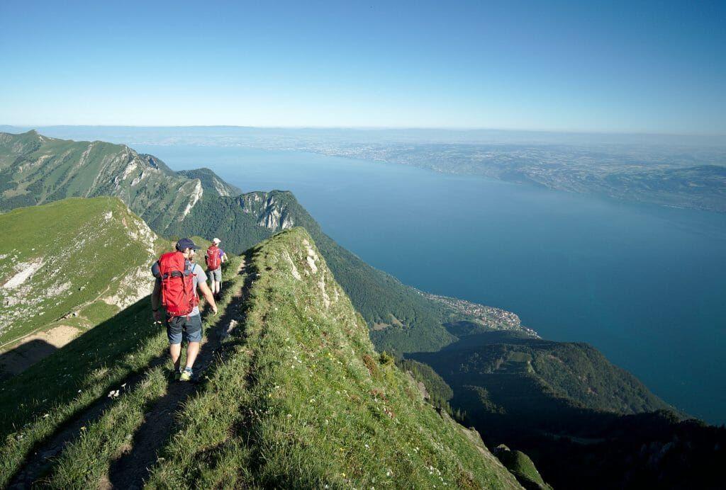 Randonnee Pedestre En Suisse Le Grammont En Valais Randonnee Pedestre Randonnee Suisse