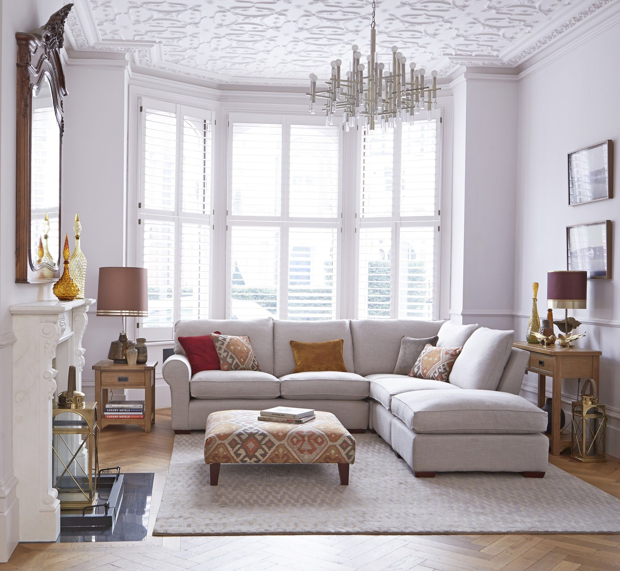 Modular sofas are wonderfullyversatile like our Isabelle featured ...