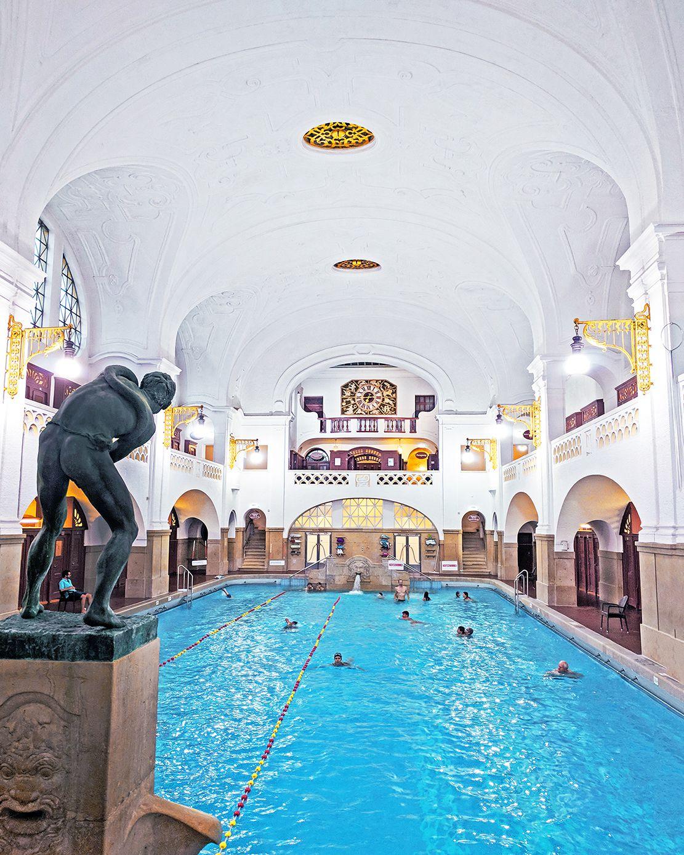 Swimming At Muller Sches Volksbad In Munich Munich Travel Visit Munich Munich