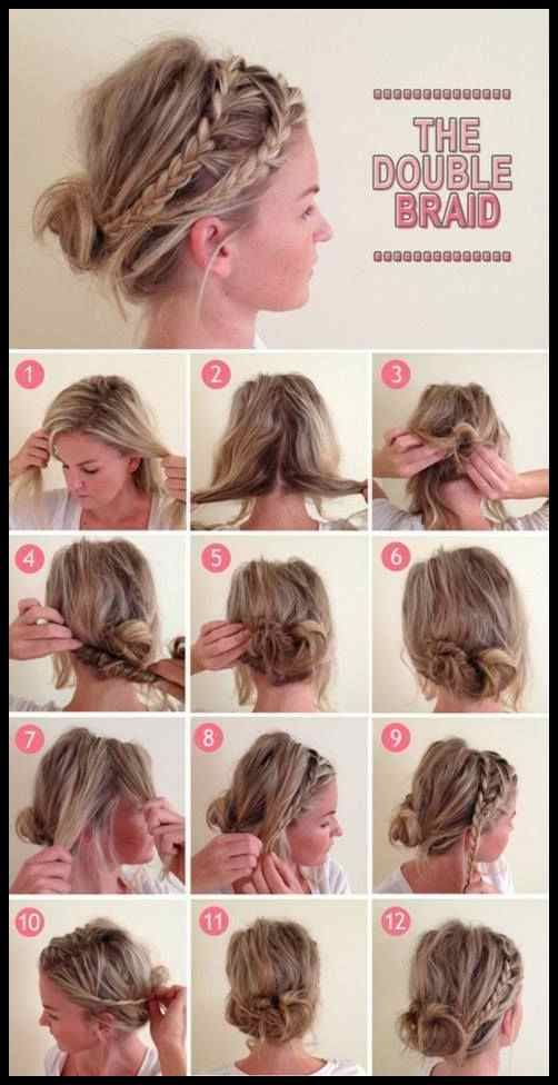 10 Boho Hair Tutorial for the Season  Hair  Pinterest